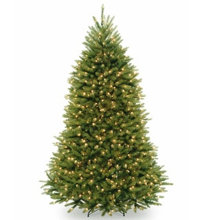PowerConnect Dunhill Fir Tree with Clear Lights - 7.5'