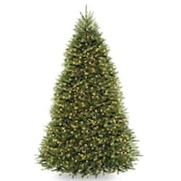 9 ft. PowerConnect™ Dunhill Fir Tree with Dual Color® LED Lights