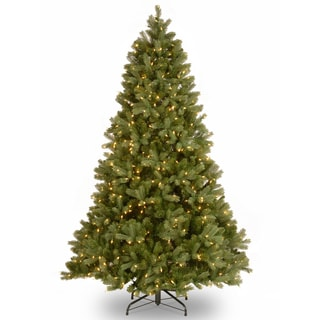 7.5 ft. PowerConnect Downswept Douglas Fir Tree with Clear Lights