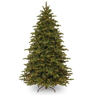 7.5 ft. Mountain Noble Blue Spruce Tree with Clear Lights|https://ak1.ostkcdn.com/images/products/10631512/P17700524.jpg?impolicy=medium