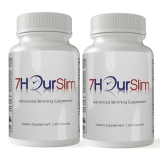 7 Hour Slim Weight Loss and Calorie Burner 60-Day Supply (120 Capsules)