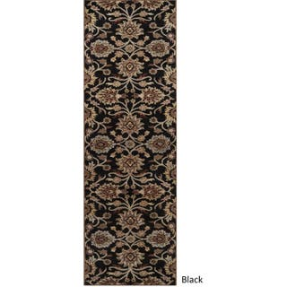 Hand Tufted Patchway Wool Runner Rug 3 X 12 Option