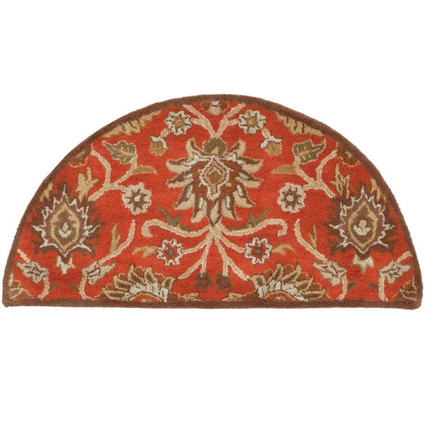 Shop Hand Tufted Patchway Wool Area Rug 2 X 4 Hearth