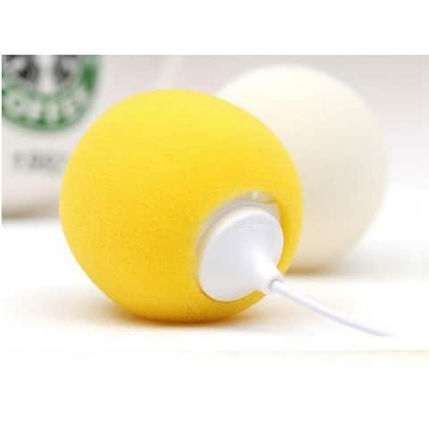 Portable Speaker Ball with Rechargeable Battery