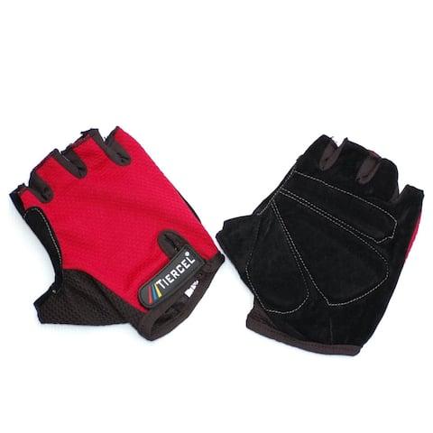 Fingerless Cycling Gloves