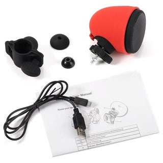 Portable Handlebar Mounted Bluetooth Speaker