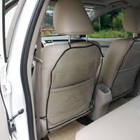 Seat Back Protector Plastic Kick Mat
