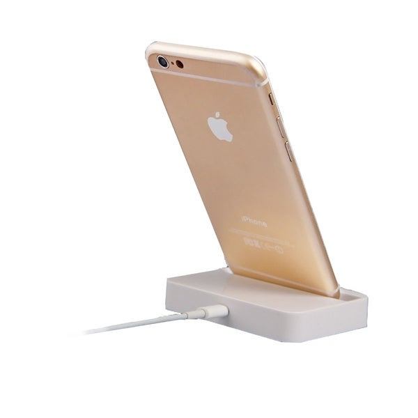 8-pin Lightning to USB Docking Charger for iPhone