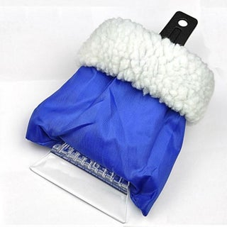 Sherpa Lined Ice Scraper with Glove