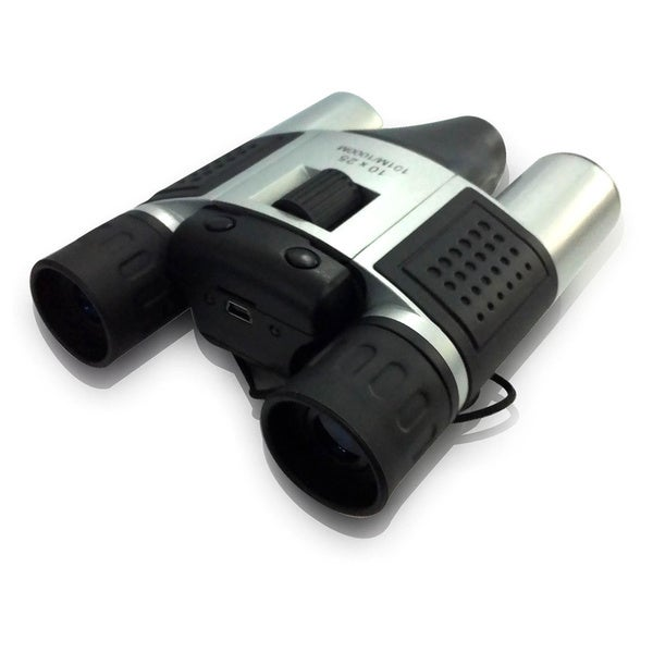 4-in-1 Binoculars with Digital Camera and Telescope