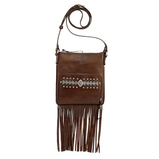 American West 5185493 Moon Dancer Cross Body Bag