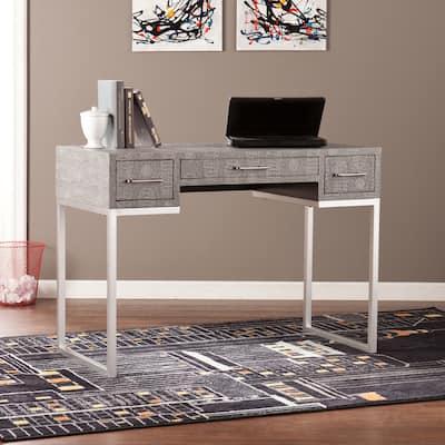SEI Furniture Devine Reptile Desk