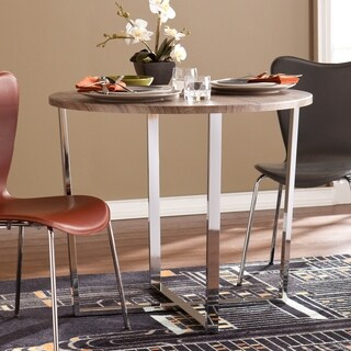 Strick & Bolton Laurens Grey Dining Table