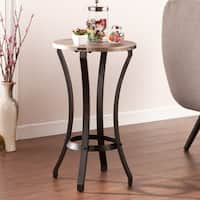 Porch & Den RiNo Wewatta Round Accent Table