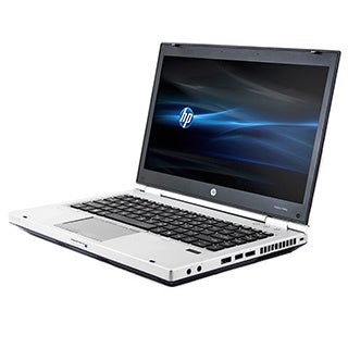HP Elitebook 8460P Intel Core i7-2620M 2.7GHz 2nd Gen CPU 6GB RAM 500GB HDD Windows 10 Pro 14-inch Laptop (Refurbished)
