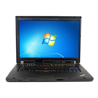 Lenovo ThinkPad R500 Intel Core 2 Duo 2.1GHz CPU 2GB RAM 160GB HDD Windows 10 Home 15.4-inch Laptop (Refurbished)