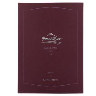 Tomoe River Stationery Tablet Paper, 100 Sheets (8 x 11.5-inch)|https://ak1.ostkcdn.com/images/products/10633743/P17702383.jpg?impolicy=medium