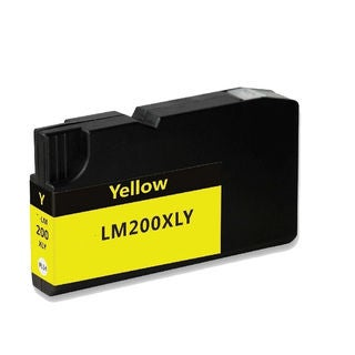 1PK Lexmark 200XL Y Compatible Ink Cartridge For Lexmark Pro5500 Pro5500t (Pack of 1)