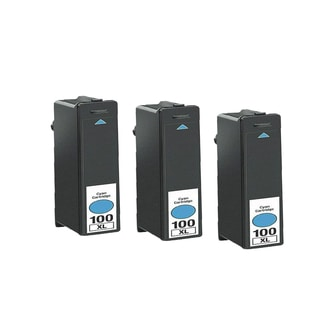 3PK 14N1069 Cyan Compatible Ink Cartridge For Lexmark S300 S301 S302 S305 ( Pack of 3 )