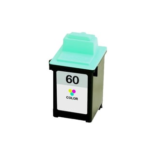 1PK 17G0060 ( #60 ) Compatible Ink Cartridge For Lexmark P3150 Z705 Z710 Z715 (Pack of 1)