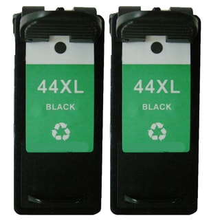 2PK 18Y0144 (#44) Compatible Ink Cartridge For Lexmark X4850 X4875 ( Pack of 2 )