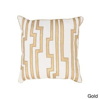 Decorative Earnest 20-inch Throw Pillow