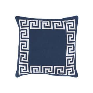 Decorative Casady Geometric 22-inch Throw Pillow