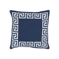Decorative Casady Geometric 22-inch Throw Pillow