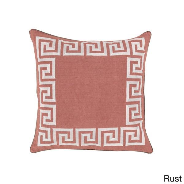 Decorative Casady Geometric 20-inch Pillow