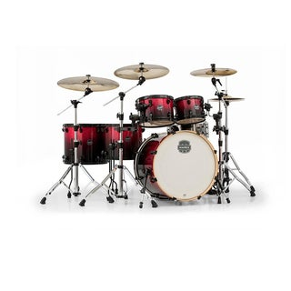 MAPEX ARMORY 6PC SHELL PAK 22/10/12/14FT/16FT/14 SNARE MAGNA RED