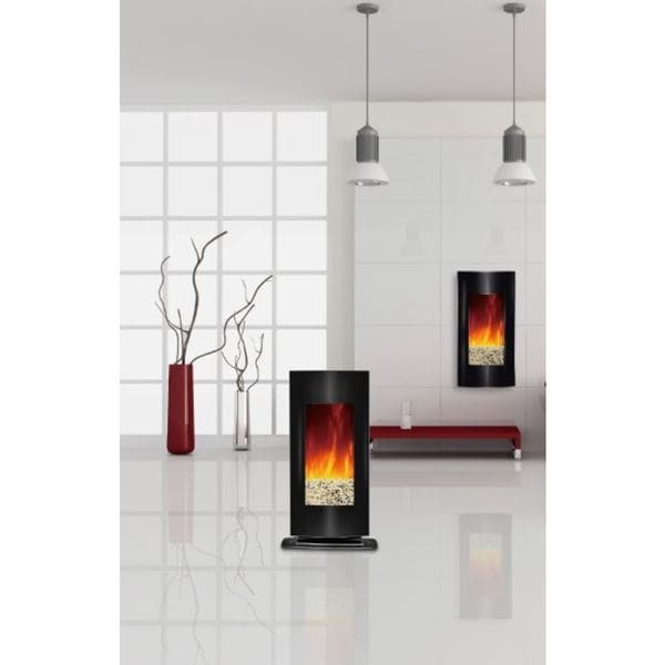 Novelle Electric Fireplace - Free Shipping Today - Overstock.com ...