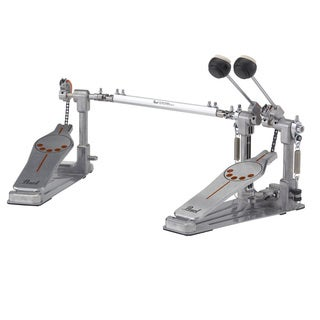 Pearl P932 Demonator Single Chain Double Pedal with Interchangeable Cam Powershifter