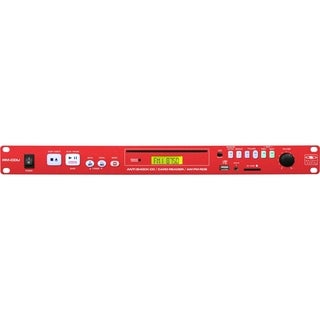 Galaxy - RMCDU - Audio RM-CDU Rack Mount Tuner/CD and MP3 Player Combo