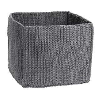 InterDesign Ellis Knit Bin Cube