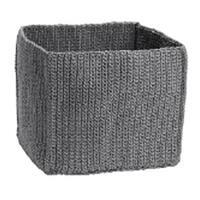 InterDesign Ellis Knit Bin Cube