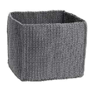 InterDesign Ellis Knit Bin Cube  sc 1 st  Overstock.com & Buy Storage Bins u0026 Containers Online at Overstock.com | Our Best ...