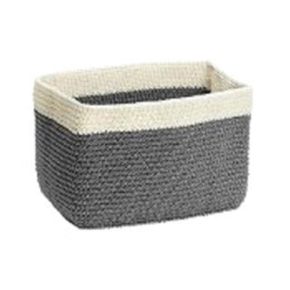 InterDesign Ellis Knit Bin Small