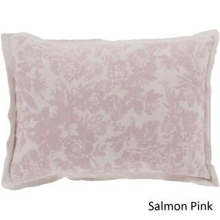 Shelia Floral Linen/ Cotton Sham (More options available)