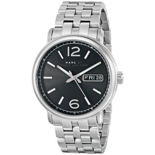 Marc Jacobs Men's MBM5075 'Danny' Stainless Steel Watch