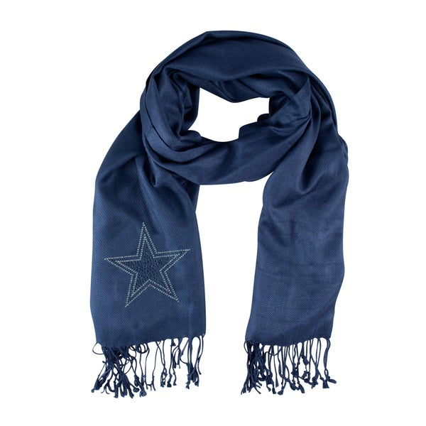Dallas Cowboys NFL Pashmina Fan Scarf