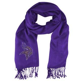 Minnesota Vikings NFL Pashmina Fan Scarf