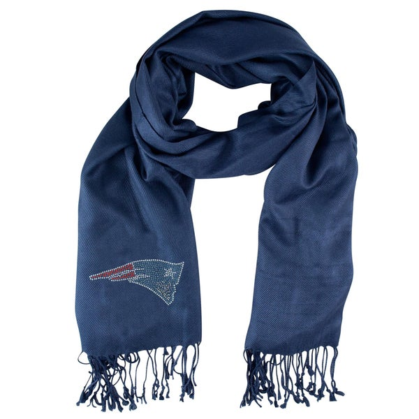 New England Patriots NFL Pashmina Fan Scarf