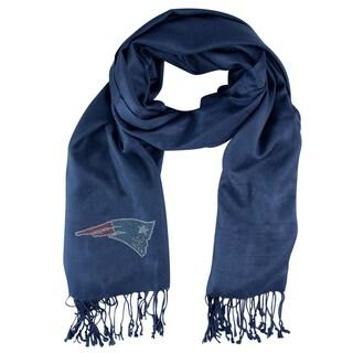New England Patriots NFL Pashmina Fan Scarf