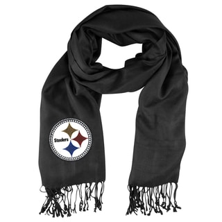Pittsburgh Steelers NFL Pashmina Fan Scarf