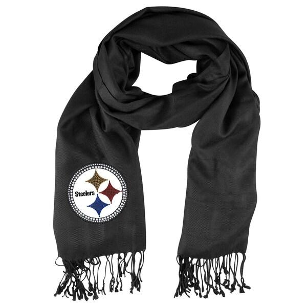 Pittsburgh Steelers NFL Pashmina Fan Scarf