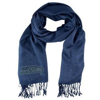 Seattle Seahawks NFL Pashmina Fan Scarf|https://ak1.ostkcdn.com/images/products/10634193/P17702777.jpg?_ostk_perf_=percv&impolicy=medium