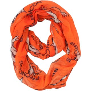 Denver Broncos NFL Sheer Infinity Scarf|https://ak1.ostkcdn.com/images/products/10634198/P17702782.jpg?impolicy=medium