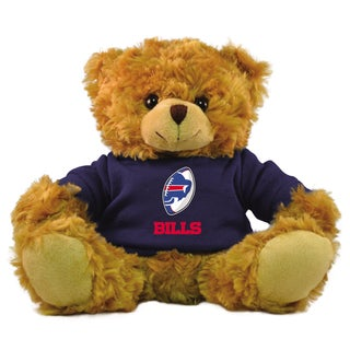 Buffalo Bills 9-inch Rally Men Hoodie Bear
