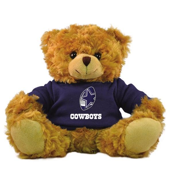 Dallas Cowboys 9-inch Rally Men Hoodie Bear
