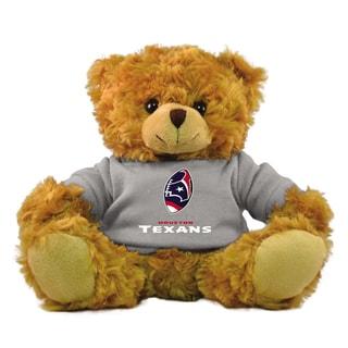 Houston Texans 9-inch Rally Men Hoodie Bear